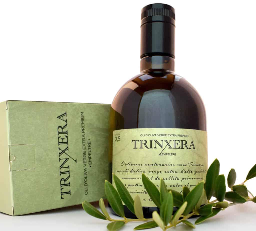 Oli d'Oliva Verge Extra Premium Trinxera
